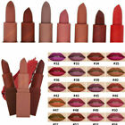 12Color MISS ROSE Matte Lipstick Long lasting Waterproof Lip Gloss Beauty Makeup