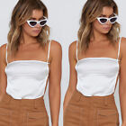 NEW Summer Women Casual Tank Top Vest Blouse Sleeveless Sexy Crop Tops Bralette