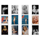 Marilyn Monroe Portrait Vintage Poster Cloth Print A3 Size Wall Decor Gift