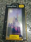 Disney Iphone SX MAX the Most Magical Place On Earth Castle Otterbox   Case NEW