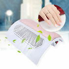 Strong Power NailArt Salon Dust Collector Suction Cleaner 3Fans Manicure Machine