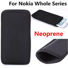 Elastic Neoprene Protective Pouch bag For Nokia 9 7.2 6.2 X71 4.2 7.1 3.1 3.2 8