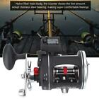 12BB 3.8:1 Baitcasting Fishing Reel Left/Right Handed Fish Drum Wheel High Speed