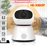HD 1080P WiFi Wireless IP Camera Bbay Monitor Pan Surveillance Speaker