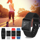 Smart Bluetooth Watch Heart Rate Monitor Pedometer Calorie Sleep Android 4.3/iOS