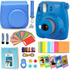 Fujifilm Instax Mini 9 Instant Camera (Choose Color) + Accessory Kit for mini 9 <br/> Accessory Gift Box!! Case, Album, Stickers, Frames...