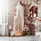 Baby Kid Girls Bedcover Mosquito Net Chiffon Bedding Dome Tent Bed Canopy US image