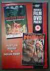 HUSTLER SQUAD (KILLER PROSITUTES) & INDIAN PAINT (NATIVE INDIAN ADVENTURE) DVD