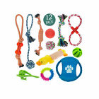 DOG+PUPPY+TOY+ROPE+TEETHING+CHEW+PLAYTIME+AND+TEETH+CLEANING+COTTON+ROPE+TOYS