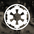 Star Wars Galactic Empire / Imperial Order Emblem Vinyl Decal Sticker $3.97 USD on eBay