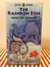 The Rainbow Fish Also Features Dazzle The Dinosaur VHS Sony Wonder