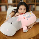 2019 Soft Plush Hippo Toys Stuffed Animals Hippo Pillow Doll 80cm/31inch gifts
