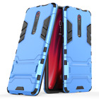 Hybrid Shockproof Hard Armor Cover Stand Case For Xiaomi Redmi K20 Pro Mi 9T 9 8