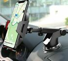 Car Phone Holder Windshield Mount For iPhone X Sucker Stand Smartphone Accessory