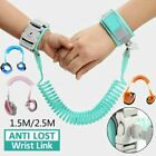 Anti Lost Wrist Link Baby Toddler Kids Safety Harness Leash Wristband Ropes Belt
