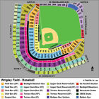 4 Cubs Tickets AISLE SEATS Wrigley Field 7/19/19 vs Padres Electronic Delivery фото