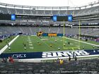 2 NY New York Giants vs Chicago Bears -8/16/19 - Lowers on aisle - with parking on eBay
