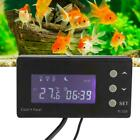 Reptile Snake Tortoise Heat Thermostat Temperature Controller with LCD Display