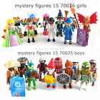Playmobil Mystery Figures Series 15 70025 70026 Boy and Girl CHOOSE