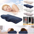 Memory Foam Pillow Butterfly Shaped Relax Memory Pillows Slow Rebound 50X30cm