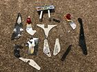 Williams Bride Of Pinbot Pinball Machine Used Lot Of Plastics. Replacement Parts