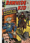 High Grade: Silver age comic--Rawhide Kid 48 1965 Stan Lee's Brother art & story