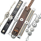 7 Styles Snap Charms Pops Bracelet Jewelry Fit 18mm 20mm Ginger Snaps for women image