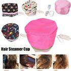 Electric Heat Heating Hair Care Cap Thermal Hair Nourishing Hat Beauty SPA