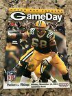 Game Day Green Bay Packers vs Minnesota Vikings 11/14/04 Mike Wahle Cover