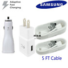 New Original Samsung Galaxy S6 S7 J7 Edge Note 5 OEM Adaptive Fast Rapid Charger