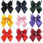 Women Lady Girls Butterfly Bowtie Silk Bow Ties Formal Bow Tie New Fashion WUP0H