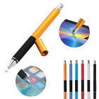 2In 1 Capacitive Pen Touch Screen Stylus Writing Drawing Pen for iPhone iPad PTS