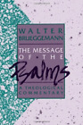 `Brueggemann, Walter`-The Message Of The Psalms (US IMPORT) BOOK NEW