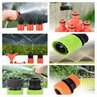 """1/2"""" or 3/4"""" Hose Connector Water Pipe Adapter Garden Irrigation Watering System"""