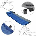Self Inflating Pad Sleeping Mattress Air Bed Camping Hiking Mat Thicken Waterpro
