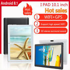 "10.1""3G Wifi Tablet Computer PC Quad Core Android 8.1 GPS Dual Camera 1G+16G LJ"