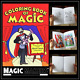 Magic Makers Coloring Book Tricks, 8.5 x 11 Inches