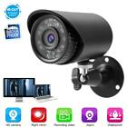 4 in 1 AHD/TVI/CVI/CVBS 4/5 MP HD Security Camera IP66 Waterproof With 24 IR LED
