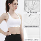 Women Sports Bras Comfy Adjustable Yoga Bra Removable Pads Activewear Tops GIFT