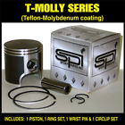 T-Moly Series Piston Kit~1998 Arctic Cat Thundercat MC Sports Parts Inc. 09-612