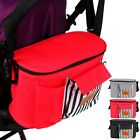 Newest Baby Diaper Bag Stroller Hanging Bag Portable Mummy Bags Oxford Cloth