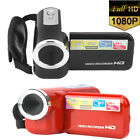 Ultra HD Video Camera Camcorder 1080P Vlogging Camera YouTube Digital Record LJ