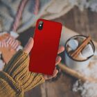 RANVOO For iPhone X 8Plus 7Plus Case Hight Quality Shockproof Fit Hard Cover Red