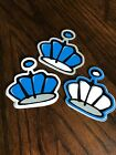 Carolina Panthers Queen City Sticker Decal - Charlotte North Carolina $4.0 USD on eBay