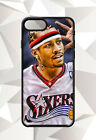 ALLEN IVERSON SIXERS IPHONE case iPhone 8 & 8 PLUS (Free shipping)