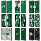 OFFICIAL NBA BOSTON CELTICS LEATHER BOOK WALLET CASE FOR MOTOROLA PHONES on eBay