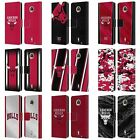 OFFICIAL NBA CHICAGO BULLS LEATHER BOOK WALLET CASE FOR MOTOROLA PHONES on eBay