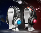 NUBWO N2 Gaming Headset with Mic-Sound Headphone LED Lights for PS4