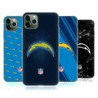 OFFICIAL NFL 2017/18 LOS ANGELES CHARGERS SOFT GEL CASE FOR APPLE iPHONE PHONES $17.95 USD on eBay