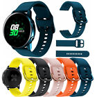 Silicone Sport Watch Band Strap Bracelet For Samsung Galaxy Watch Active 40mm image